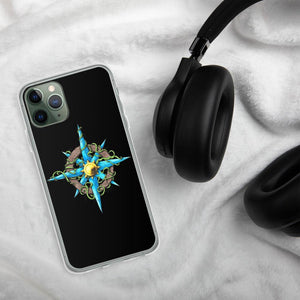 Wilds Compass iPhone Case iPhone 11 Pro Deven Rue
