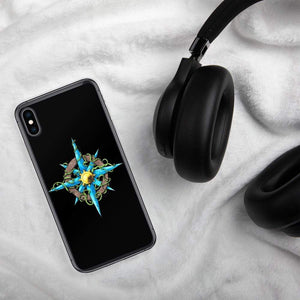 Wilds Compass iPhone Case iPhone XS Max Deven Rue