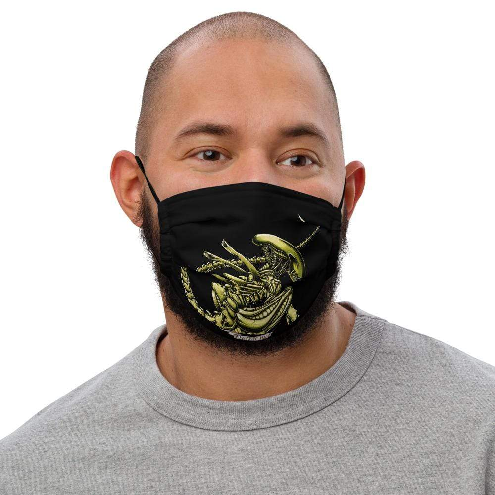 Xenomorph Face Mask Deven Rue