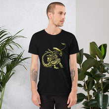 Load image into Gallery viewer, Xenomorph Short-Sleeve Unisex T-Shirt Deven Rue