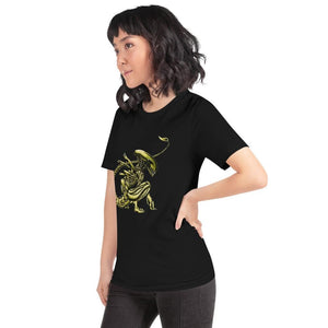 Xenomorph Short-Sleeve Unisex T-Shirt Deven Rue