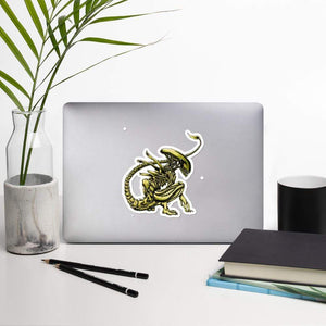 Xenomorph stickers Deven Rue