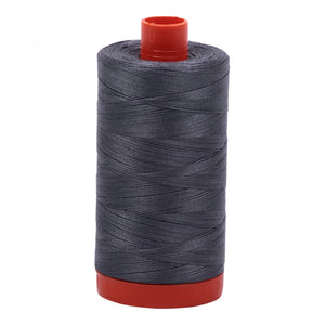 #threadAurifilKnotty Quiltershades of grey and black - aurifil- Mako 50wt 1422ydsA1050-6736jedi12# - Knotty Quilter