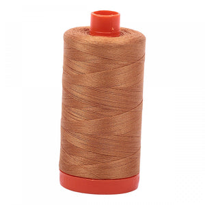 #threadAurifilKnotty Quilterbronzes and browns - aurifil- Mako 50wt 1422ydsA1050-2930golden toast3# - Knotty Quilter