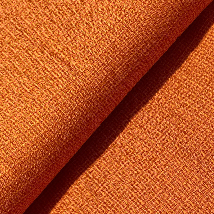 #FabricAndoverKnotty Quilterorange static- interwoven giucy giuce1/2 yard1# - Knotty Quilter