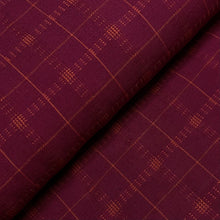 Load image into Gallery viewer, #FabricAndoverKnotty Quilterpink plaid - interwoven giucy giuce1/2 yard1# - Knotty Quilter