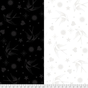 "#FabricFreespiritKnotty QuilterPreorder* tula pink-linework 10"" Layer CakeFB610TP.LINEWORKDefault Title3# - Knotty Quilter"