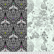 "Load image into Gallery viewer, #FabricFreespiritKnotty QuilterPreorder* tula pink-linework 10"" Layer CakeFB610TP.LINEWORKDefault Title8# - Knotty Quilter"