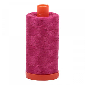 #threadAurifilKnotty Quiltershades of peaches and pinks - aurifil- Mako 50wt 1422ydsA1050-1100red plum2# - Knotty Quilter