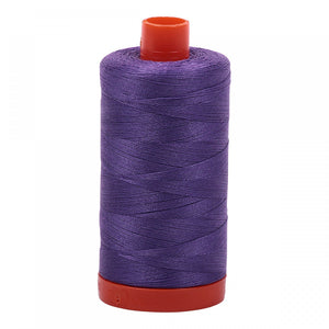 #threadAurifilKnotty Quiltershades of purples - aurifil- Mako 50wt 1422ydsA1050-1243dusty lavendar5# - Knotty Quilter