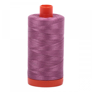 #threadAurifilKnotty Quiltershades of purples - aurifil- Mako 50wt 1422ydsA1050-5003wine4# - Knotty Quilter