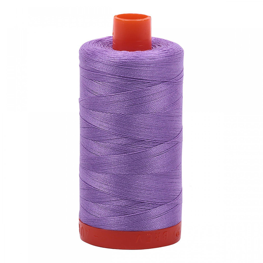 #threadAurifilKnotty Quiltershades of purples - aurifil- Mako 50wt 1422ydsA1050-2520violet1# - Knotty Quilter