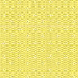 #FabricAndoverKnotty Quilteryellow intersect - interwoven giucy giuce1/2 yard2# - Knotty Quilter