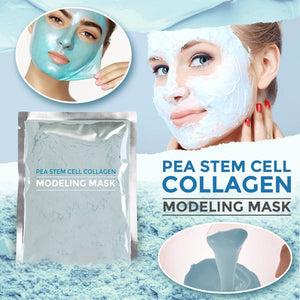 Pea Stem Cell Collagen Modeling Mask