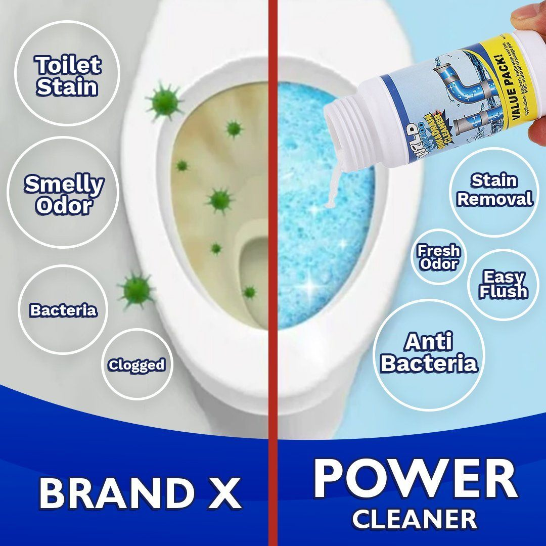 Powerful Sink & Drain Cleaning Powder