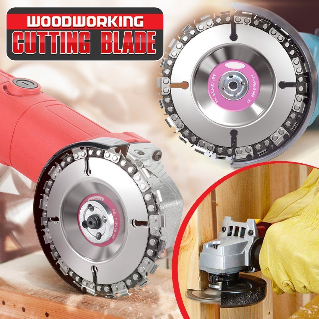 Woodworking Cutting Blade