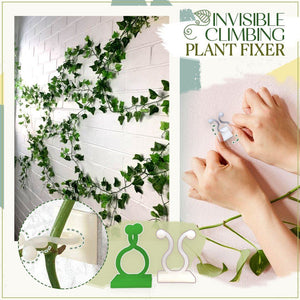 Invisible Climbing Plant Fixer