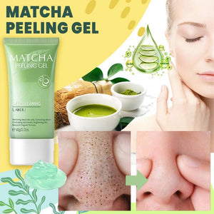 Natural Matcha Peeling Gel