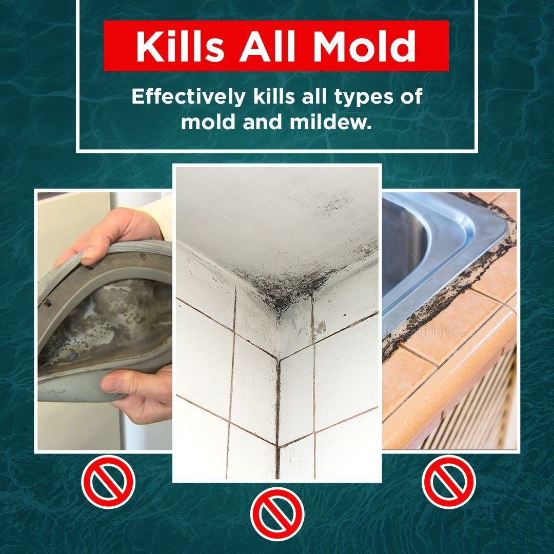Deep Clean Mold Removal Gel