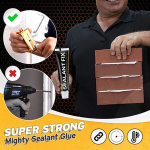 Super Strong Mighty Sealant Glue