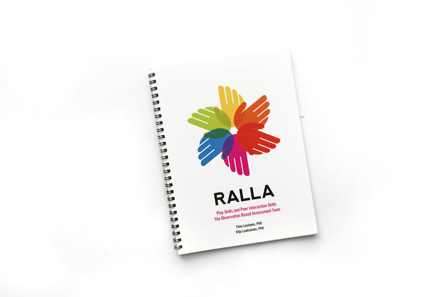 Users manual: RALLA, Play Skills and Peer Interaction Skills The Observation Based Assessment Tools