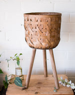 Bam Basket - Vessels - STUDIO FOLIAGE