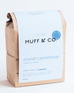 Cranberry Muesli - Muff & Co - Miscellaneous - STUDIO FOLIAGE