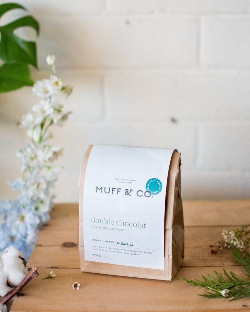 Double the chocolate - Muff & Co - Miscellaneous - STUDIO FOLIAGE