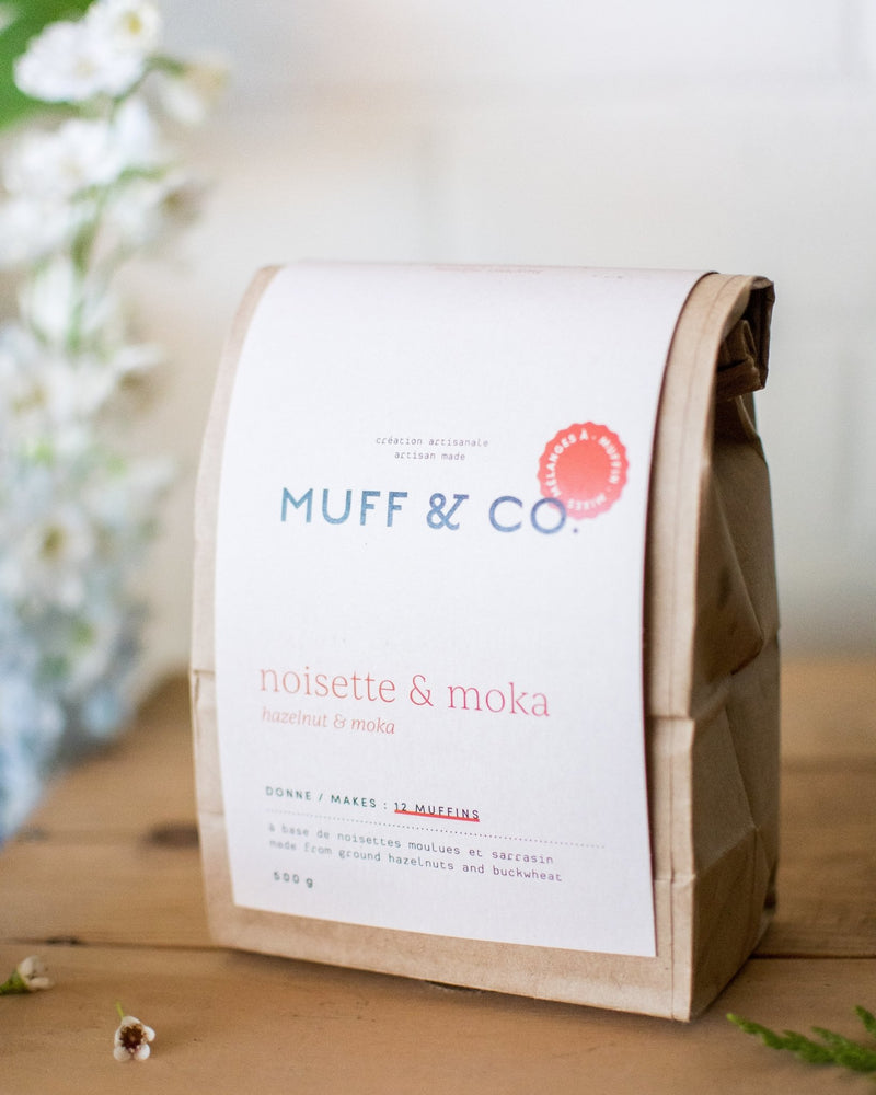 Hazelnut & Moka - Muff & Co - Miscellaneous - STUDIO FOLIAGE