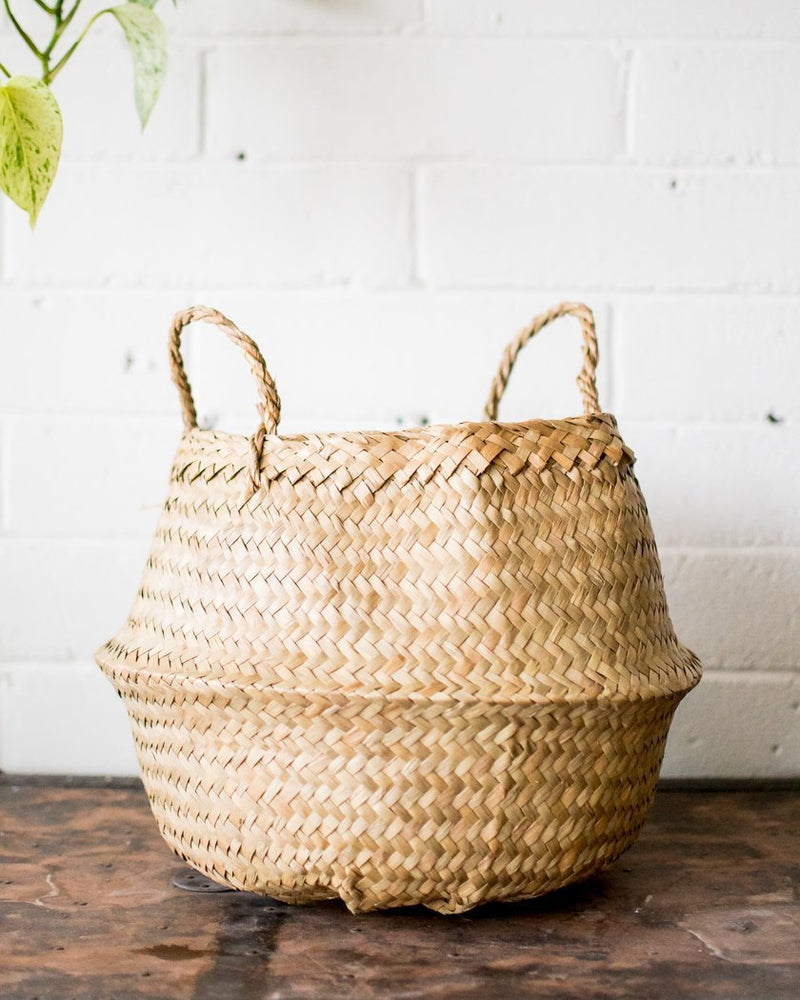 Yaya Basket - Vessels - STUDIO FOLIAGE