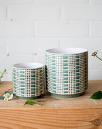 Zati - Cache Pot - Vessels - STUDIO FOLIAGE