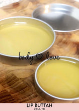 Load image into Gallery viewer, Honey Butter Lip Buttah Balm// Lip Balm// Lip Butter//Shea Butter// - Body Love Self Care Shop