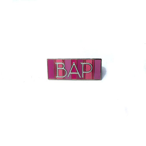 BAP Lapel Pin// Black American Princess// Baps// - Body Love Self Care Shop