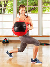 Load image into Gallery viewer, Training Exercise Wall Ball (Medicine Ball with No-Slip Grip)