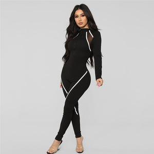 Sporty Yoga Jumpsuit