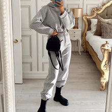 Load image into Gallery viewer, 2 Piece Sporty Tracksuit