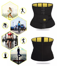Load image into Gallery viewer, Neoprene Tummy Control Waist Trainer