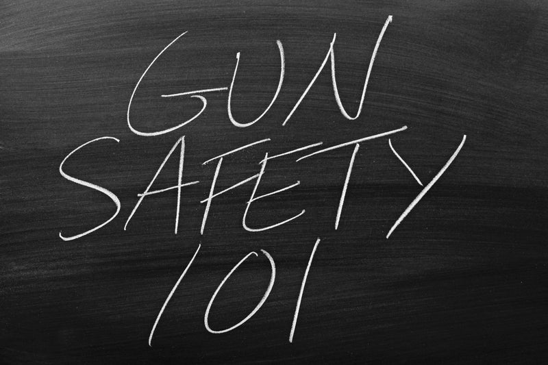 Shooting Safety For Beginners
