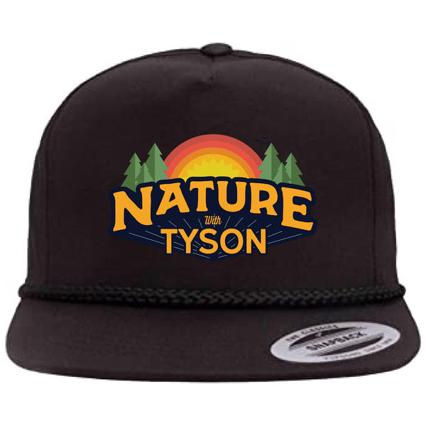 Hat Black - Nature with Tyson