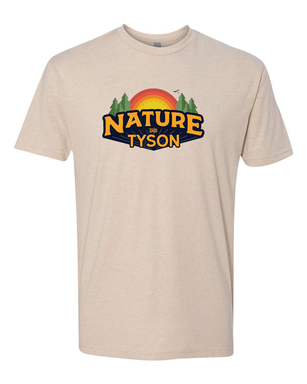 Nature with Tyson - Cream Shirt