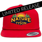 Hat Red - SIGNED by Tyson Apostol (LIMITED QUANTITY AVAILABLE)
