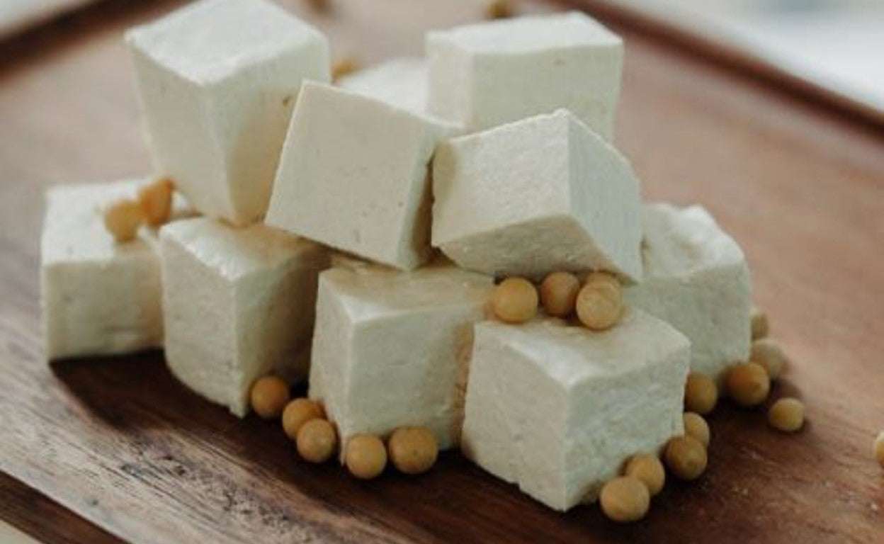 How to Make Homemade Tofu with Lemon