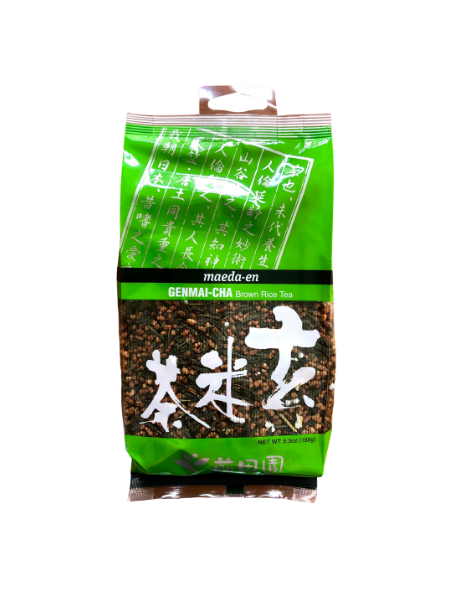 Japanese Genmai Cha (玄米茶)- Brown Rice Green Tea