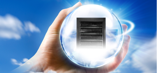 On-Premise SAN & NAS as-a-Service