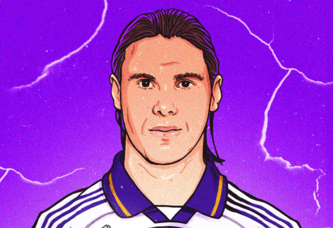 FERNANDO REDONDO AND THE RISE TO IMMORTALITY AT REAL MADRID