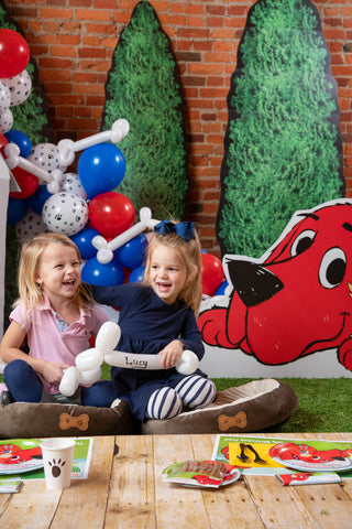 Clifford the Big Red Dog Party Supplies
