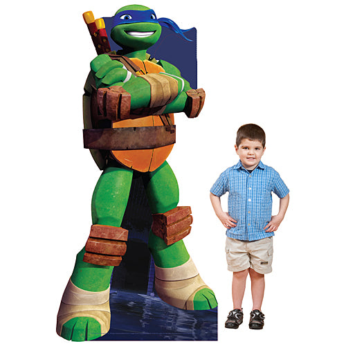 6 ft. 7 in. TMNT Leonardo Standee