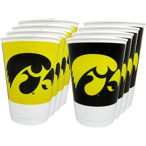 University of Iowa Cups