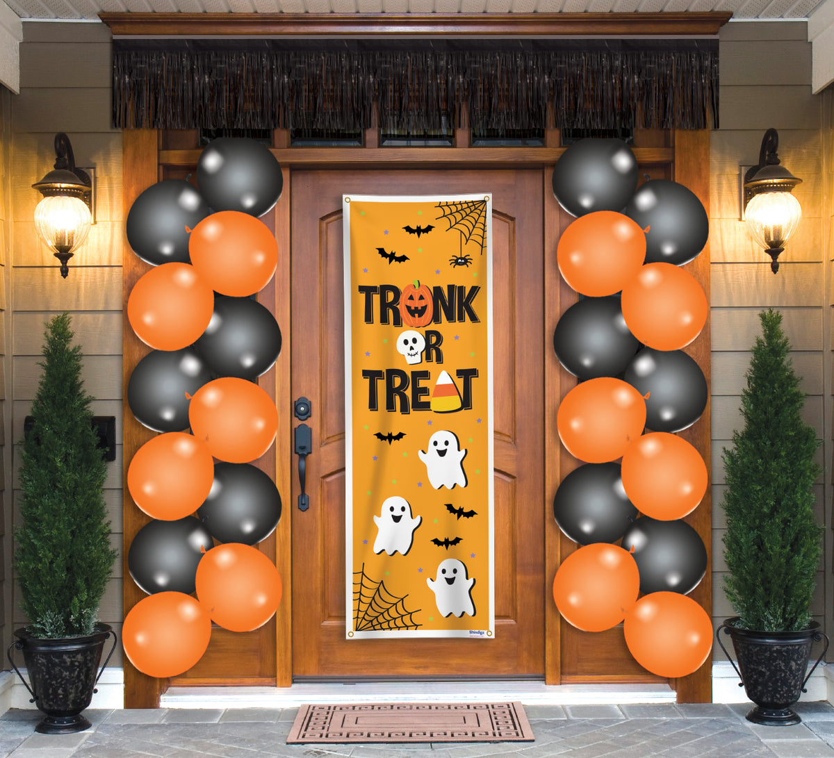 Trunk or Treat Door Decor Kit