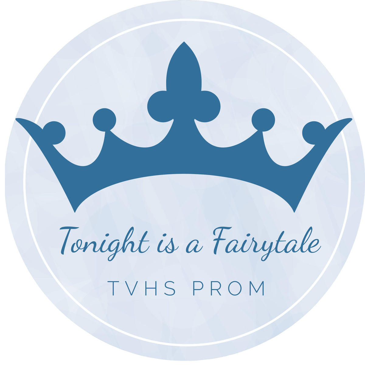 Tonight is a Fairytale Personalized Sticker